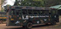 Canter safari in Kabini
