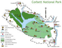 Safari Zones Of Jim Corbett