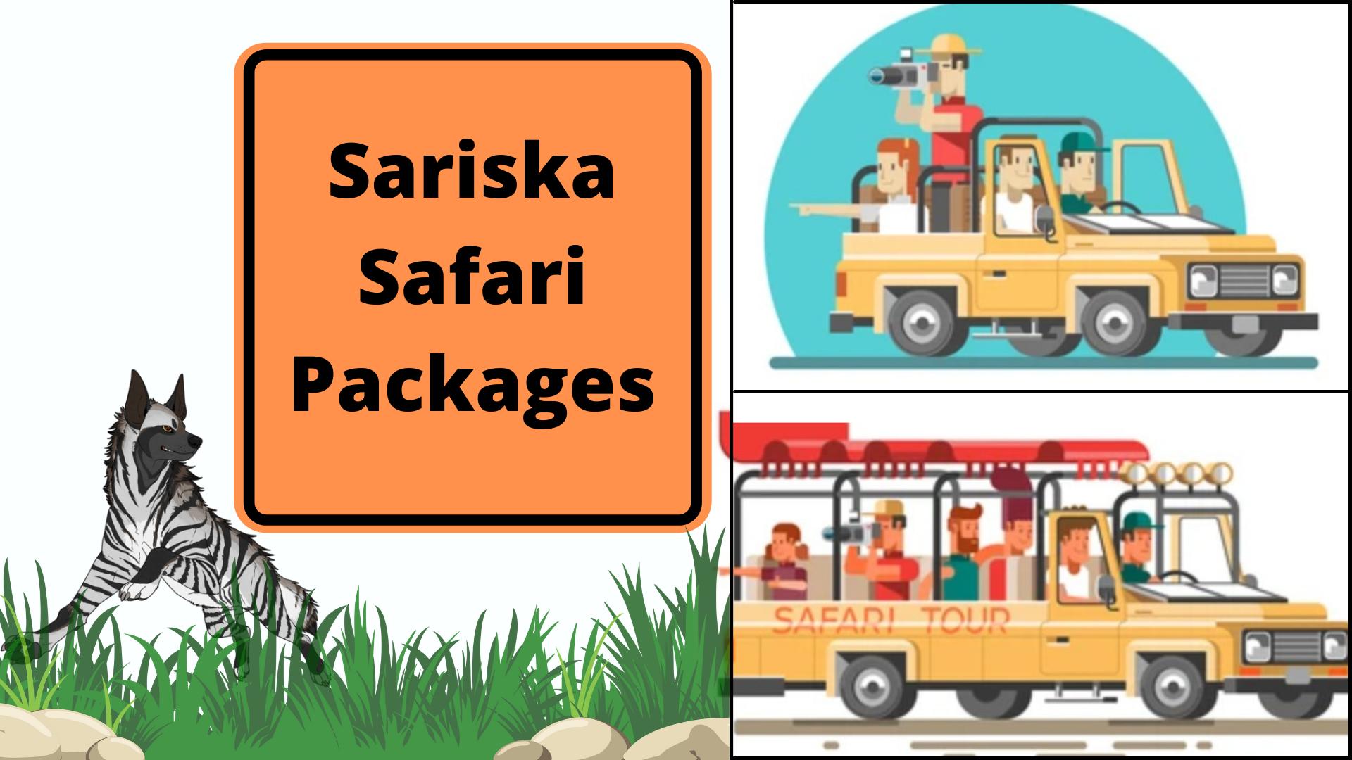 Sariska Safari Packages