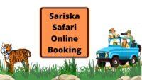 Sariska Safari Online Booking