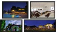 Luxury hotels at Jim Corbett