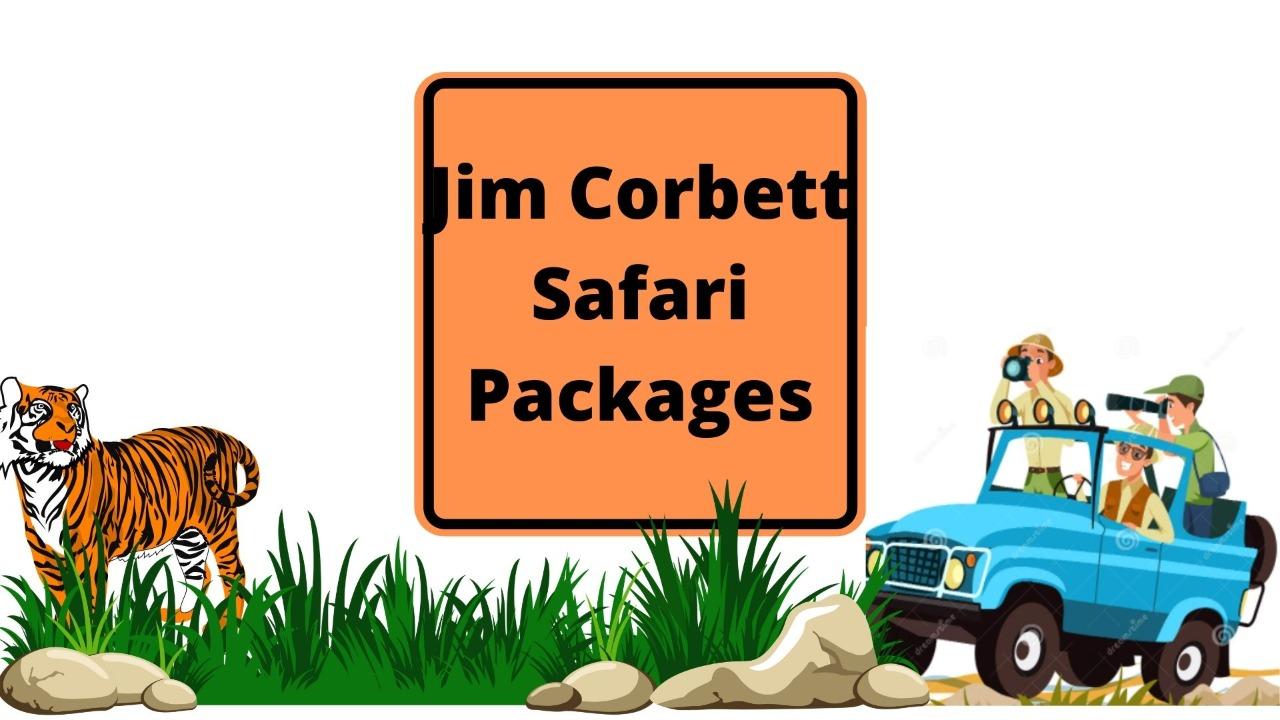 Jim Corbet Safari Packages
