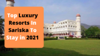 Top Luxury Resorts In Sariska To Stay in 2021