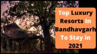 Resorts to stay in Bandhavgarh