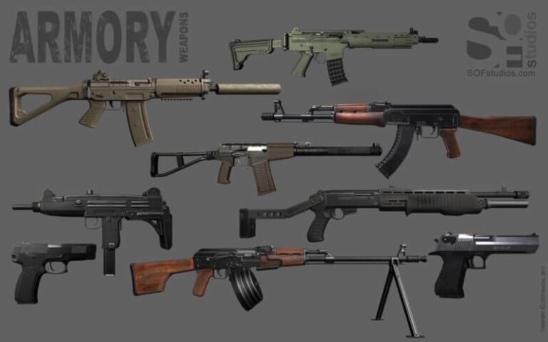 HHour Terrorist Armory