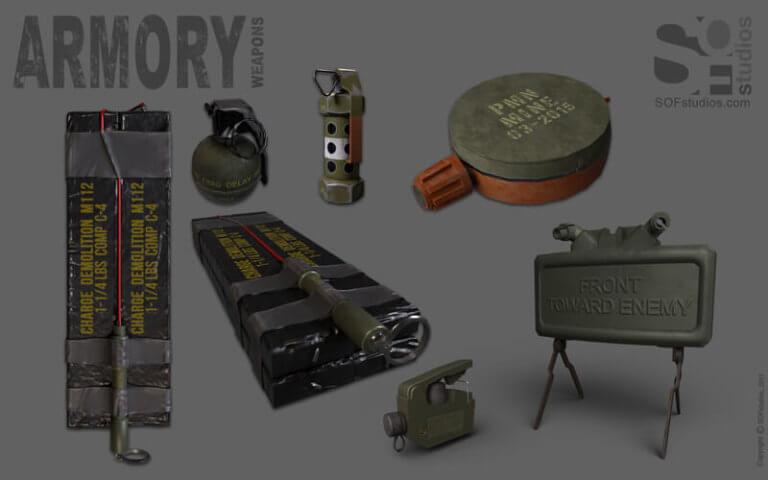 HHour special equipment