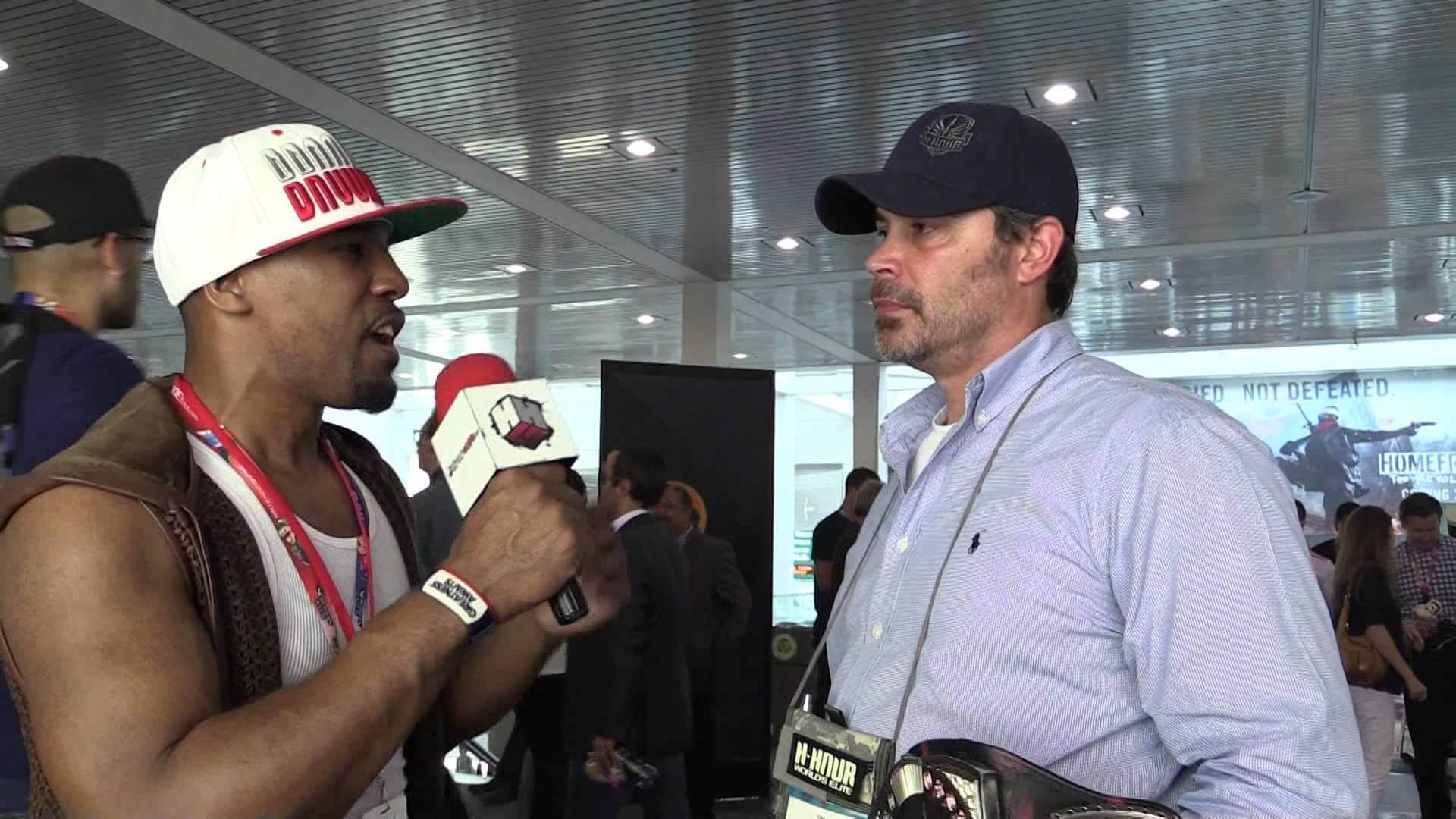 E3 interview