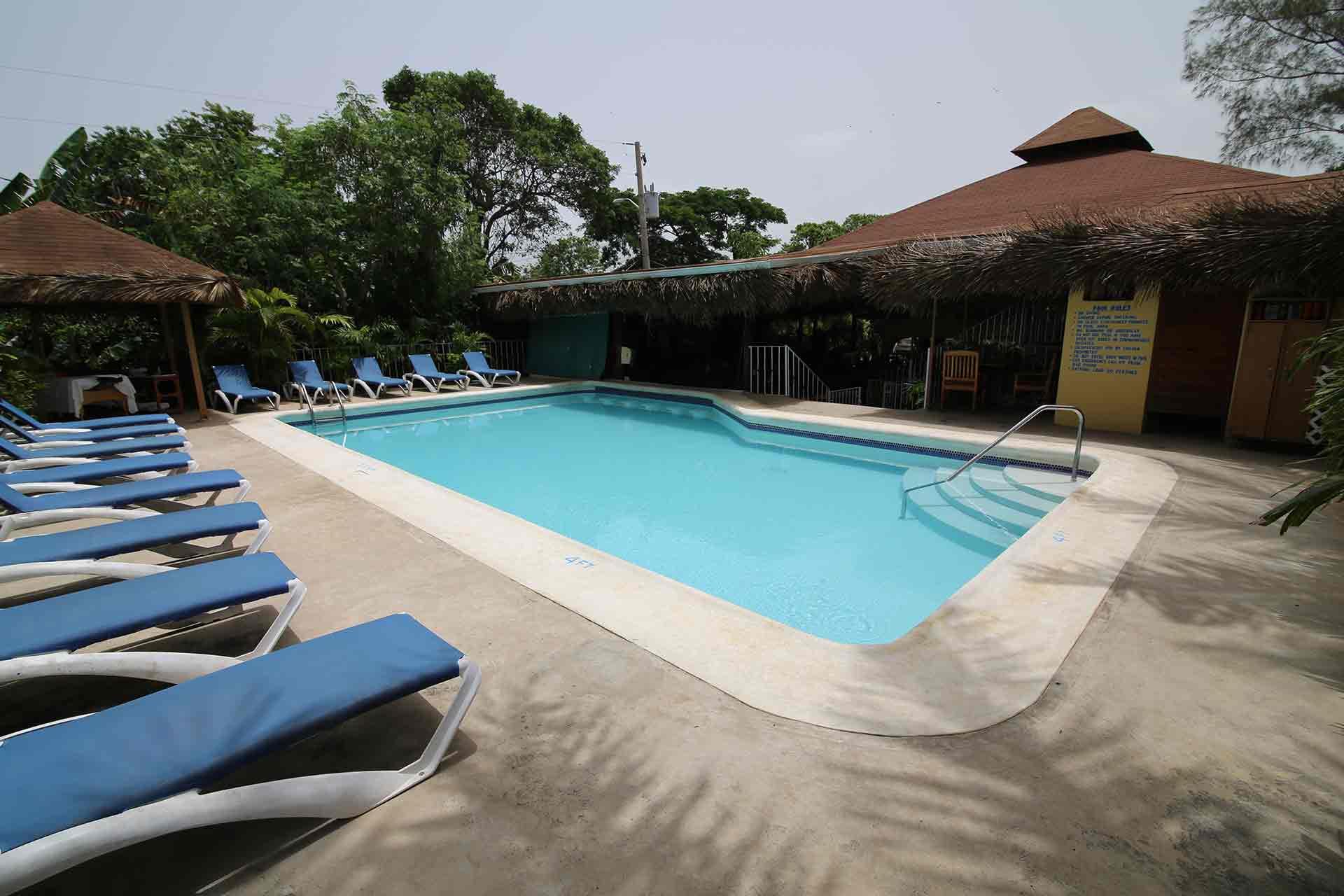 The Seastar Pool
