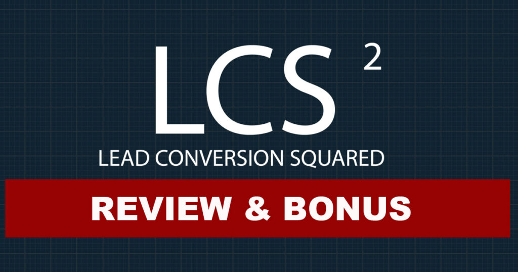 lead conversion squared bonus
