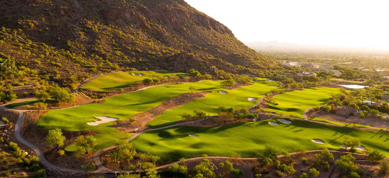 Phoenician Golf Course Scottsdale
