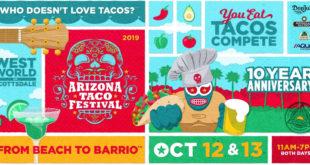 Arizona Taco Fest 2019 Scottsdale