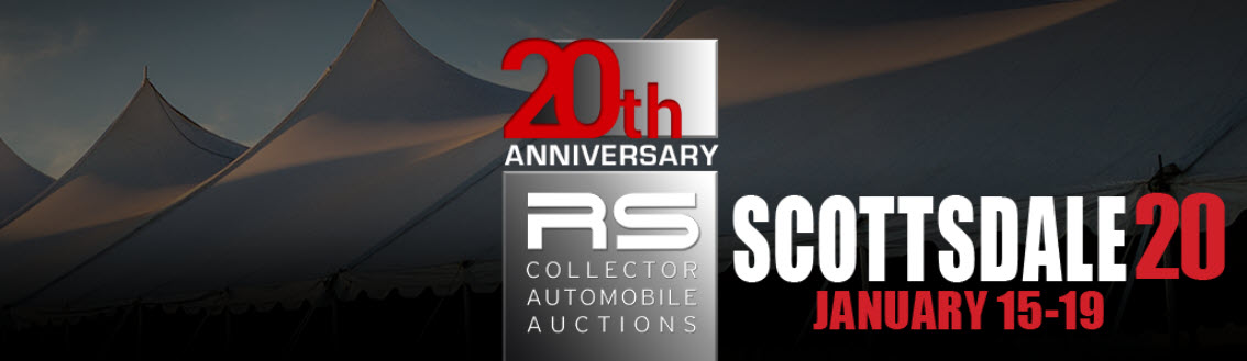 Russo and Steele's Scottsdale auction
