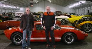 Barrett-Jackson's 2020 Scottsdale Auction Docket Sells Out