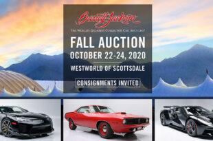 Barrett Jackson Auction