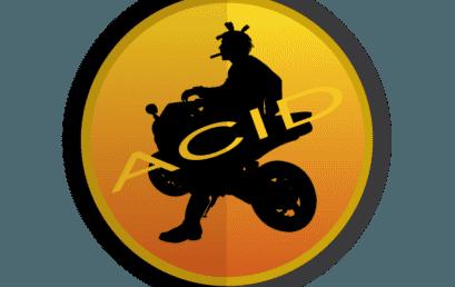 Experience ACID Badge!