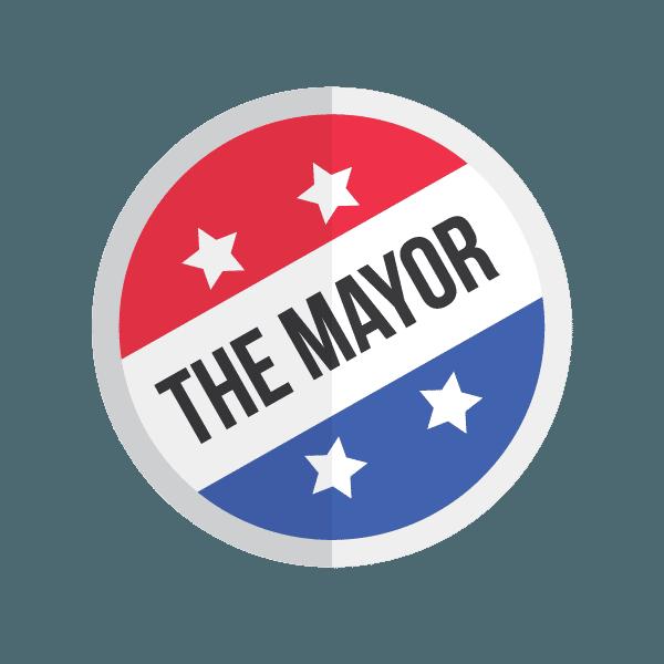 The Mayor Badge!