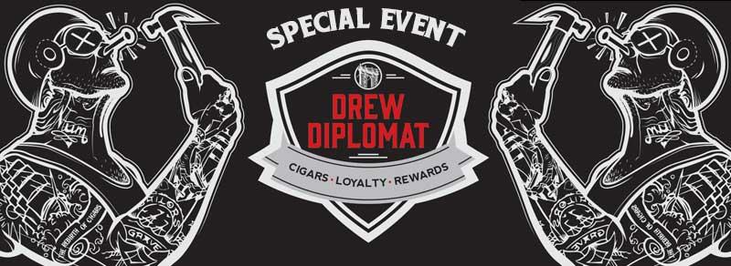 Diplomats! Get a Velvet Rat at a Diplomat Retailer Event Near you!