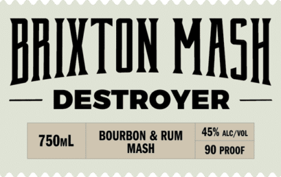 Announcing Brixton Mash Destroyer!
