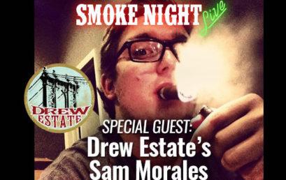 Data on Cigar Dojos Smoke Night Live Friday!