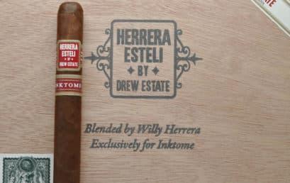 Herrera Esteli Inktome Released to Small Batch Cigars!
