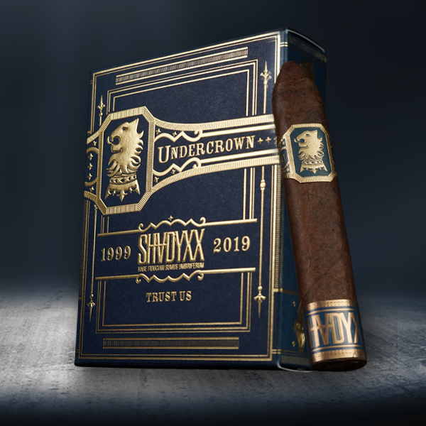 Paul Rosenberg + Drew Estate = Undercrown ShadyXX