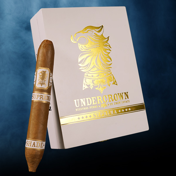 Undercrown Shade SUPREMA Shipping to Drew Diplomat Retailers Nationwide
