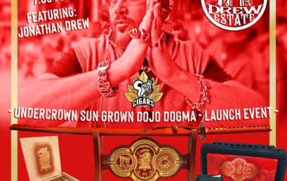 TONIGHT 7pm EST! Undercrown Dojo Dogma Sun Grown Virtual Launch with Smoke Inn
