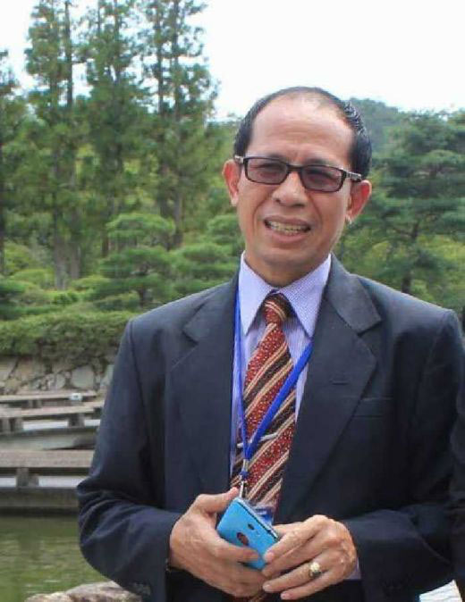 Tourism Minister I Gede Pitana - forecasting 25% Indonesia tourism growth