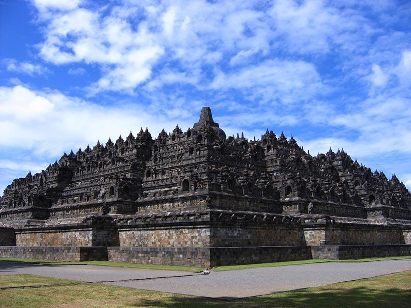 Java's Borobudur Temple