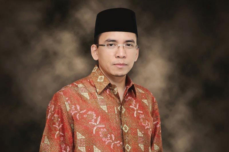 Muhammad Zainul Majdi - Governor of West Nusa Tenggara, Lombok Island Indonesia