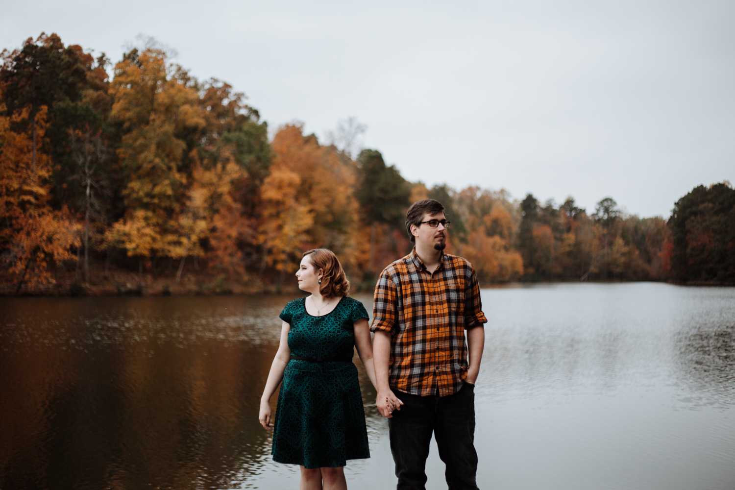 engagement photographers in raleigh, North Carolina
