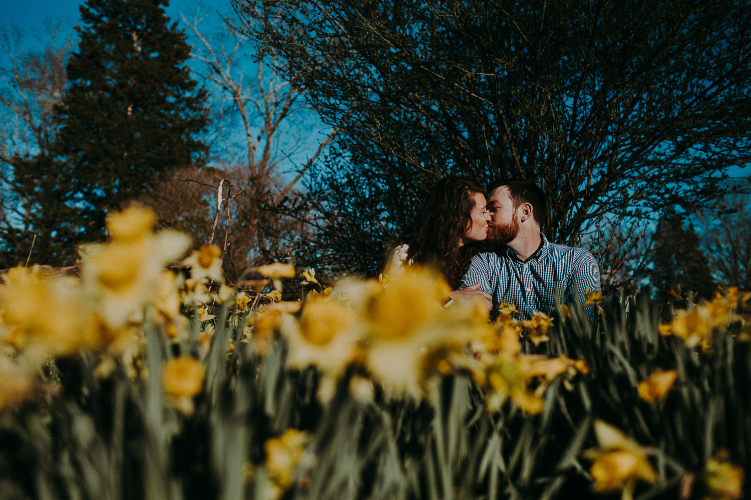 Prodigal Farm Couples & Maternity Session: Brett & Wes