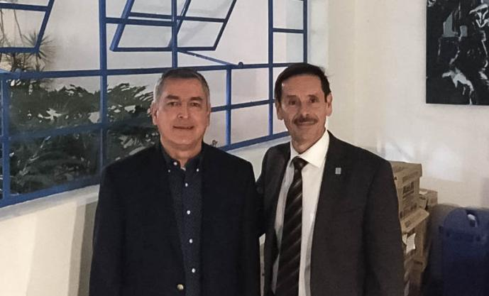 <p><b> 5 de diciembre de 2019  </b></p><p> Arq. Carlos Ochoa Fernández y Dr. Francisco Javier González Madariaga. </p>