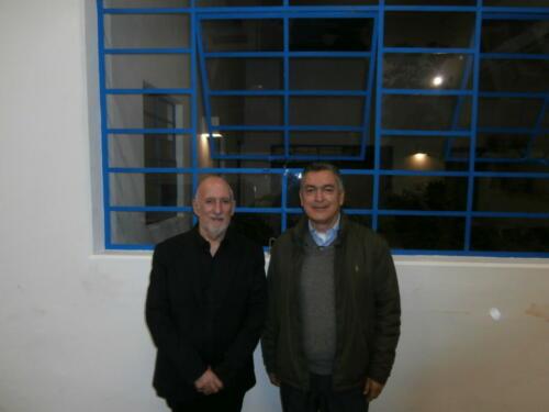 <p><b>29 de noviembre de 2018.</b></p><p>Arq. João Luís Carrilho da Graça y Arq. Carlos Ochoa Fernández.</p>