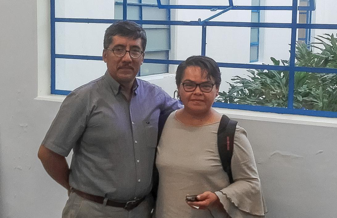<p><b> 6 de diciembre de 2019  </b></p><p> Arq. Fabricio Lázaro Villaverde y Arq. Edith Cota Castillejos. </p>