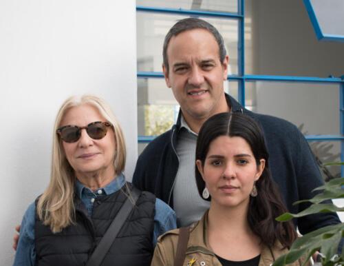 <p><b> 31 de enero de 2020  </b></p><p> Beth W, Benigno Aguilar y Zoe Peregrina. </p>