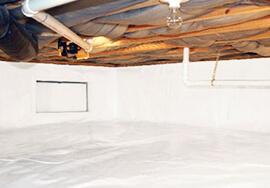 Crawlspace Waterproofing | Morris County, NJ | A-1 Basement Solutions