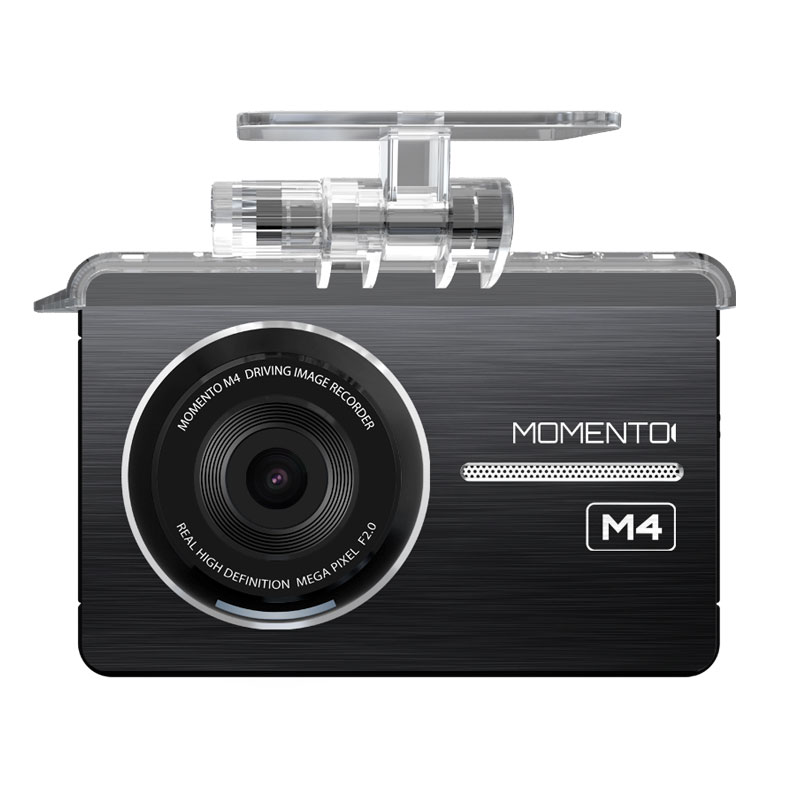 Momento M4 Dual Dash Camera at Aidrow Installations