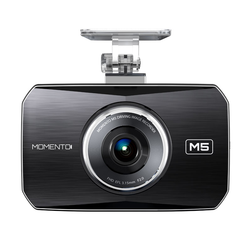 Momento M5 Dual Dash Camera at Aidrow Installations