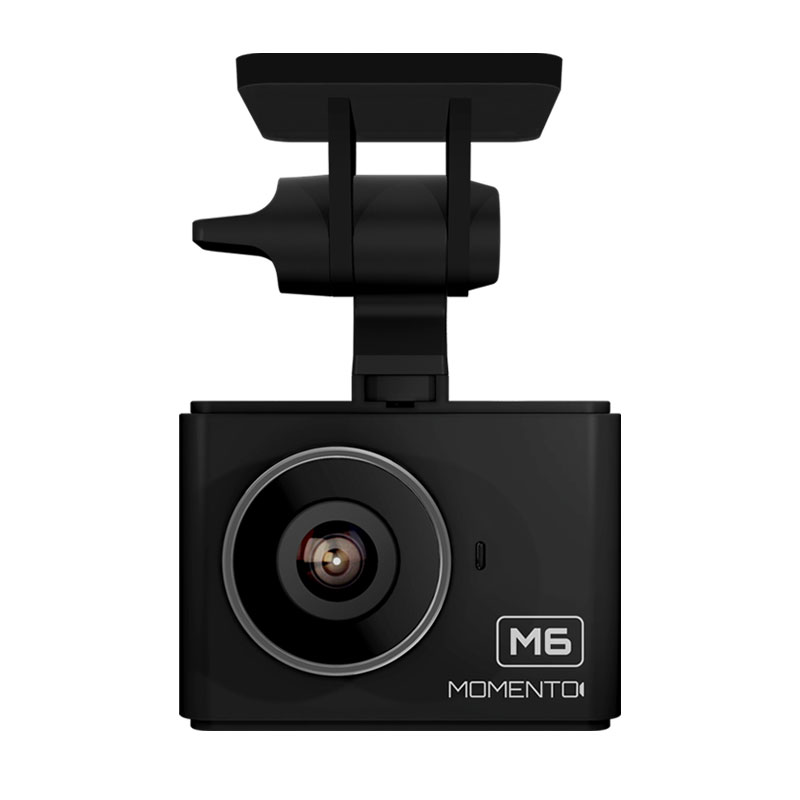 Momento M6 Dual Dash Camera at Aidrow Installations