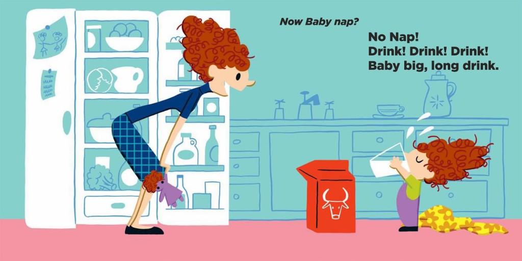 NO NAP YES NAP drink