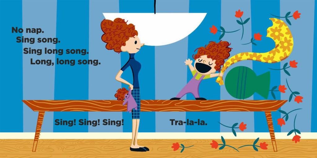NO NAP YES NAP sing