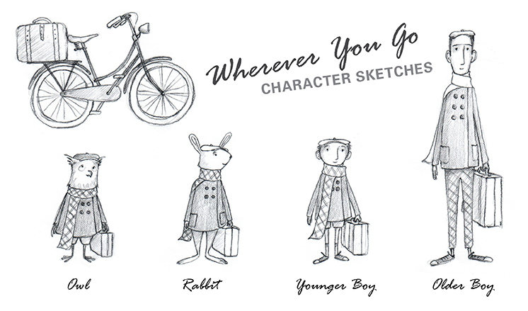 ROADS_character sketches_web