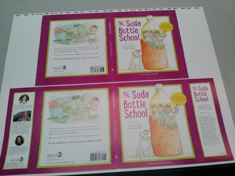 soda bottle cover color check