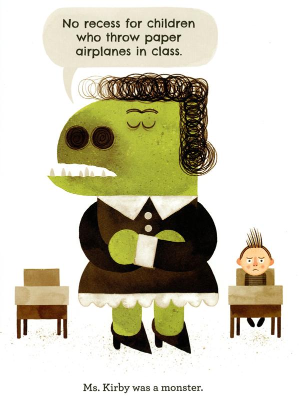 teacherMonster