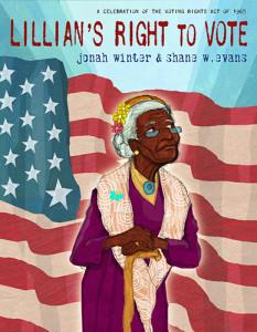 Lillian's Right to Vote Cover