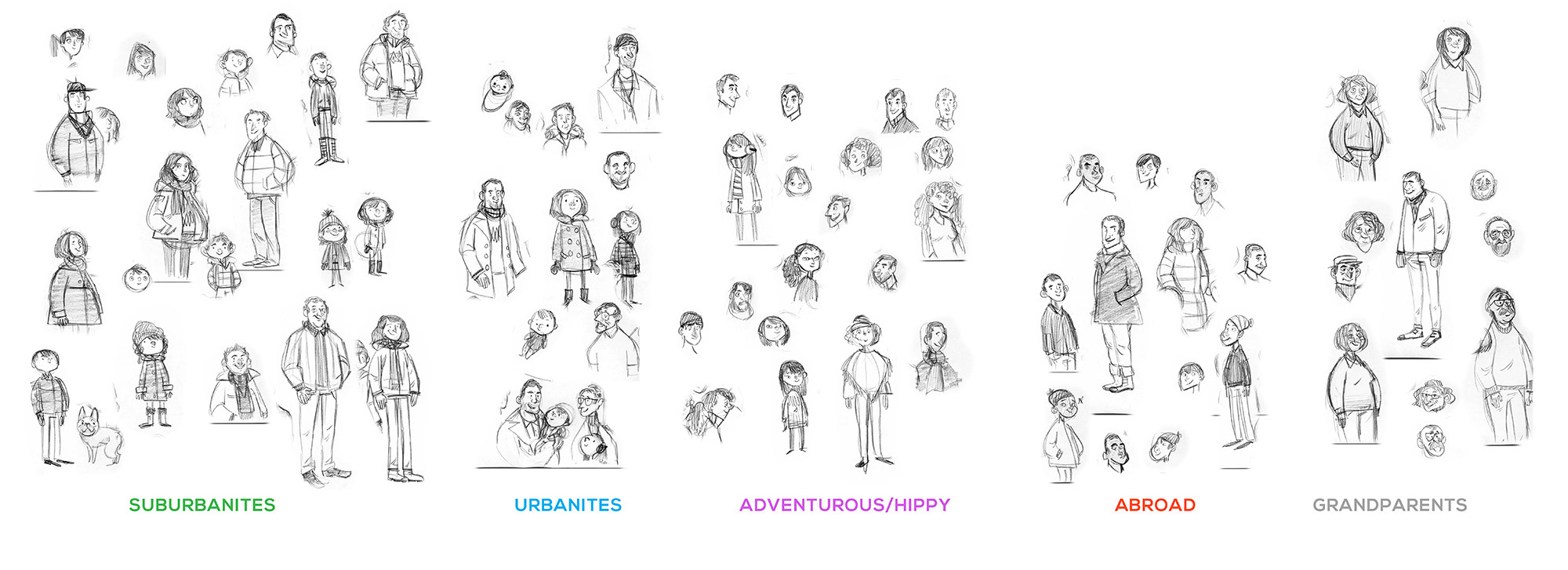 Kim Smith: CharacterDesigns copy