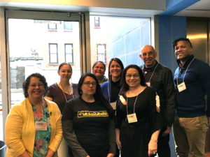 Native writers at KWELI Conf in NYC Apr 9 2016