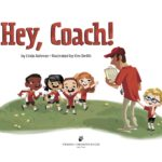 Hey Coach title page