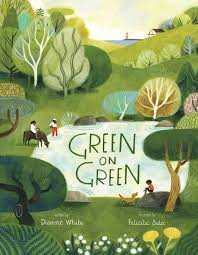 Green on Green cover